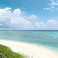 【ドライブスポット】一周まわって池間島から眺める海は最強説!?